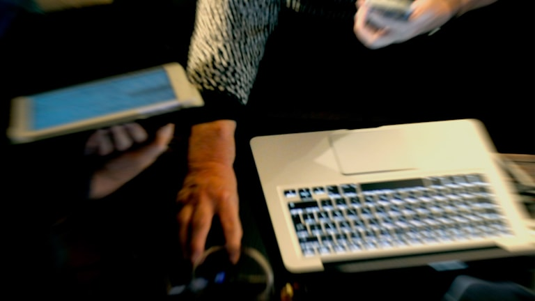 Handled vid dator