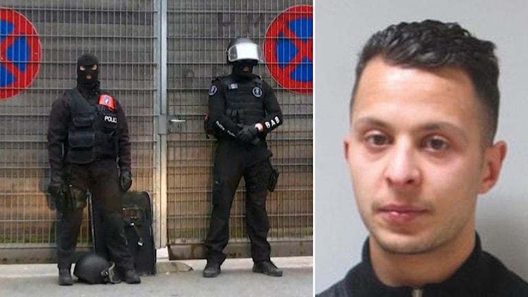 Salah Abdeslam uppges vara hjärnan bakom terrorattackerna i Paris.