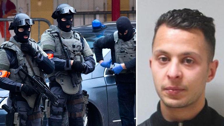 Salah Abdeslam uppges ha spelat en central roll i terrordåden i Paris.