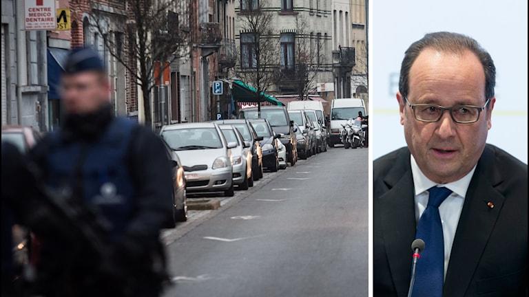 President Francois Hollande förväntar sig nu en snabb begäran från franska myndigheter om att Abdeslam utlämnas till Frankrike.