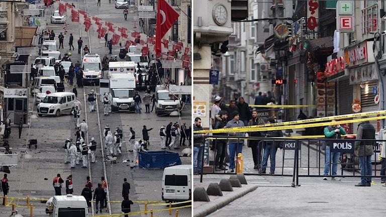 Vågen av bombdåd sprider en skräck i det turkiska samhället för nya attacker.