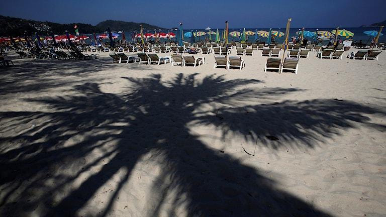 Foto från Patong Beach i Phuket, Thailand