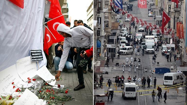 Den våg av attentat i Turkiet den senaste tiden sprider skräck i det turkiska samhället.