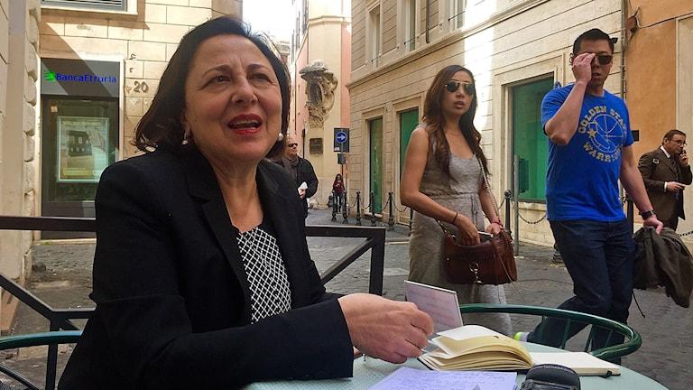 Doris Lo Moro, italiensk socialdemokratisk politiker.