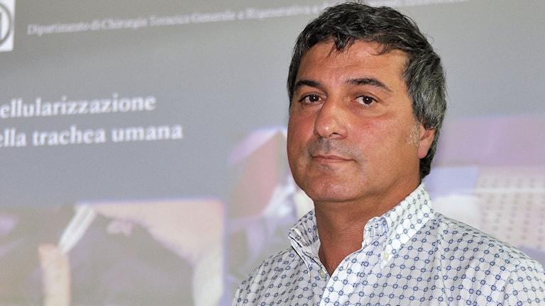 Paolo Macchiarina får sparken från Karolinska institutet