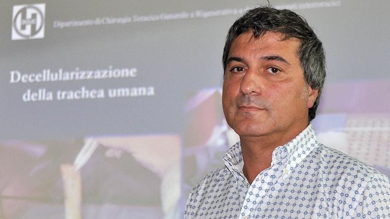 Nu måste Paolo Macchiarini lämna Karolinska institutet.