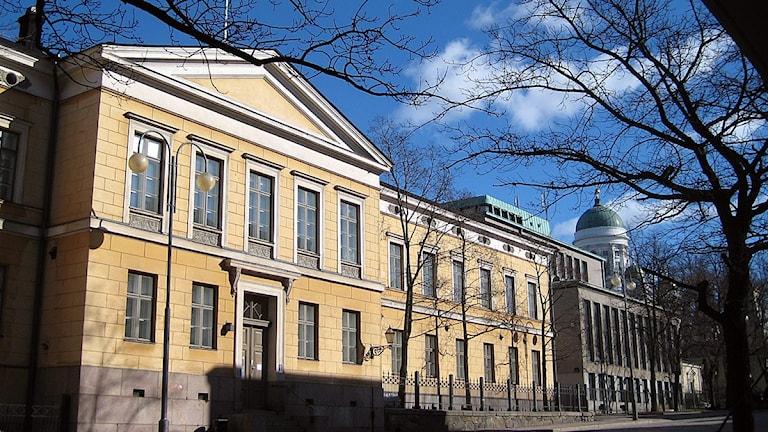 Helsingfors Universitet, Alexanderinstitutet.