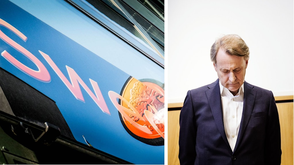 Anders Sundström, styrelseordförande i Swedbank. Foto: TT