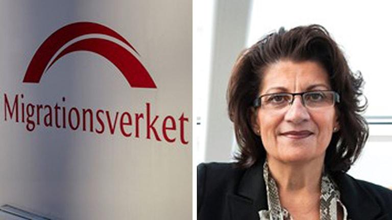 Kritik mot rekrytering av Bermudez Svankvist till Migrationsverket  Foto: TT