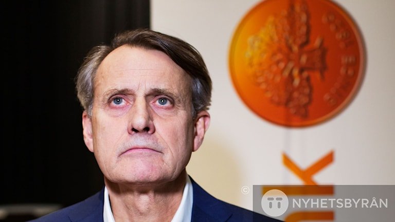 Anders Sundström, Swedbanks styrelseordförande.