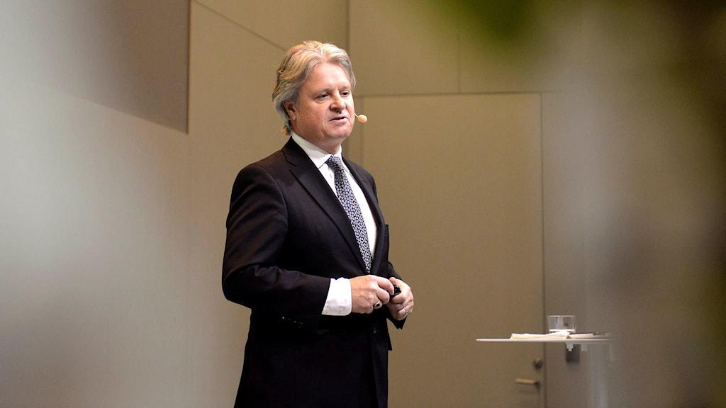 Nordeas vd och koncernchef Casper von Koskull.