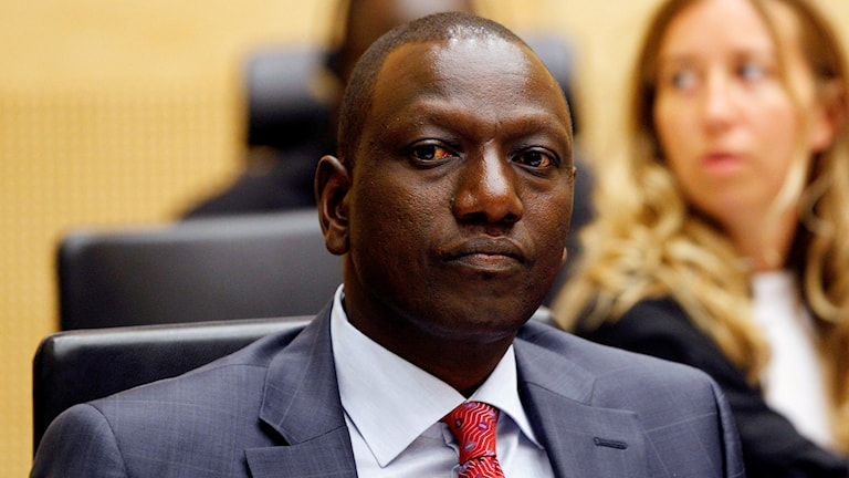 Kenyas vice president William Ruto.