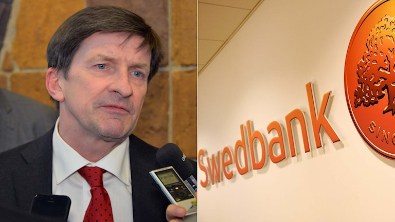 Swebanks nye styrelseordförande Lars Idermark.