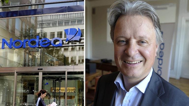 Casper von Koskull är vd och koncernchef i Nordea.