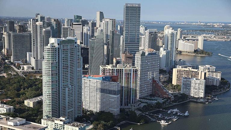 I Panamadokumenten finns indikationer på kopplingar mellan köp av andelslägenheter i Florida och penningtvätt.
