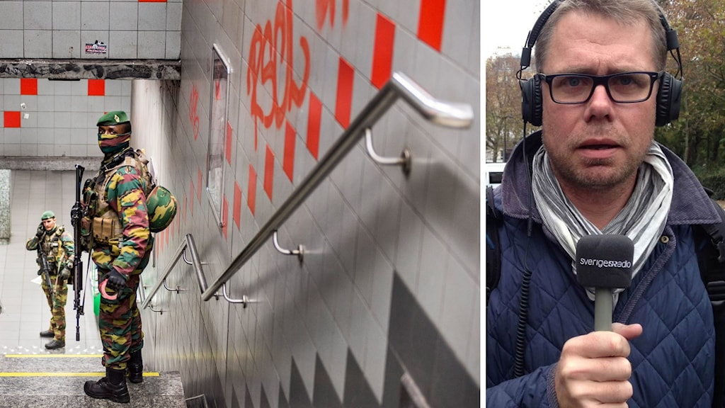Sveriges Radios korrespondent Jan Andersson