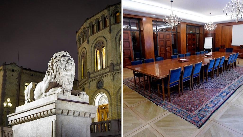 Stortinget i Oslo, bolagsstyrelse