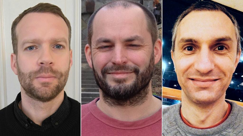 Sam Jones, Gavin Maycroft and Benjamin Cousins about the UK referendum.