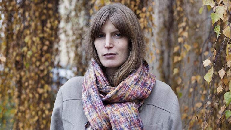 """Helena Granström, aktuell med boken """"Standardmodellen"""""""