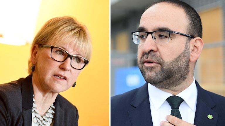Wallström riktar skarp kritik mot Kaplan