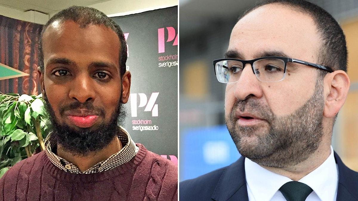 Rashid Musa, Sveriges Unga Muslimer om Beskedet att Kaplan avgår.