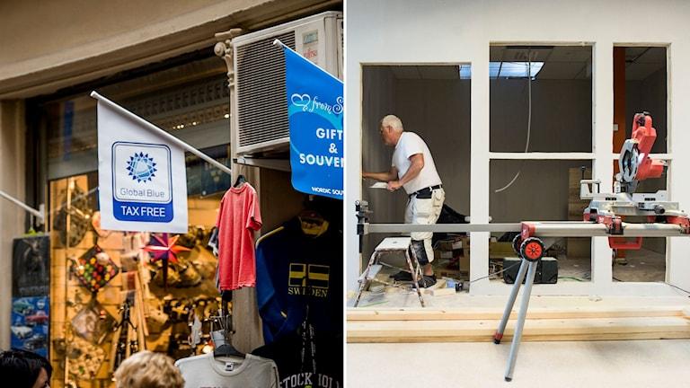 Svenska småföretag går bättre för andra året i rad. Foto:TT