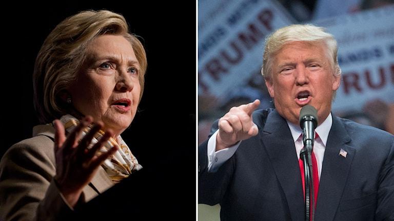 Hillary Clinton och Donald Trump väntas segra i New York.