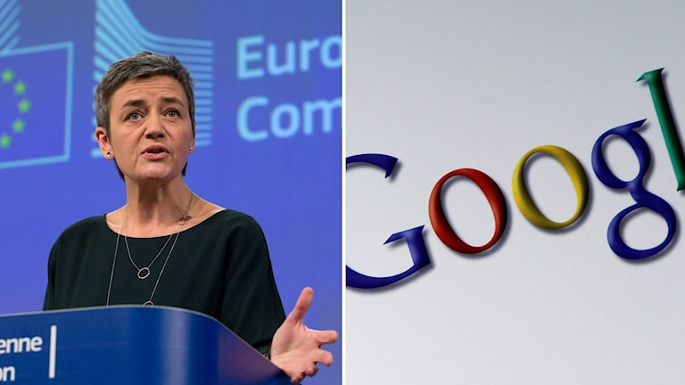 Margrethe Vestager, EU-kommisionär