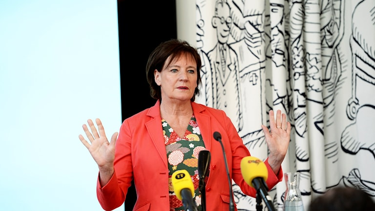 Annelie Nordström kommunals ordförande
