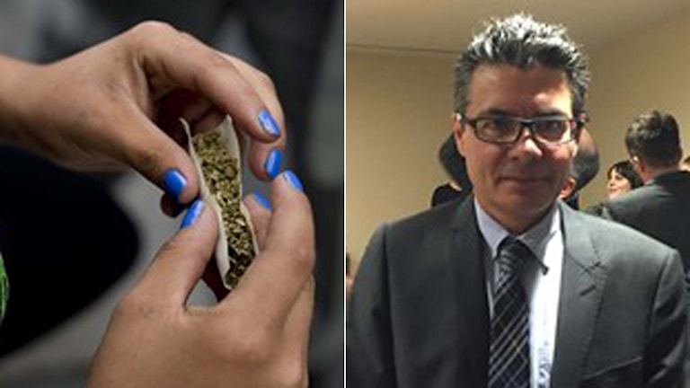 Colombia's Minister of Health, Alejandro Gaviria would have preferred that the new UN Declaration at the UNGASS meeting in New York opened up for legalization of marijuana.