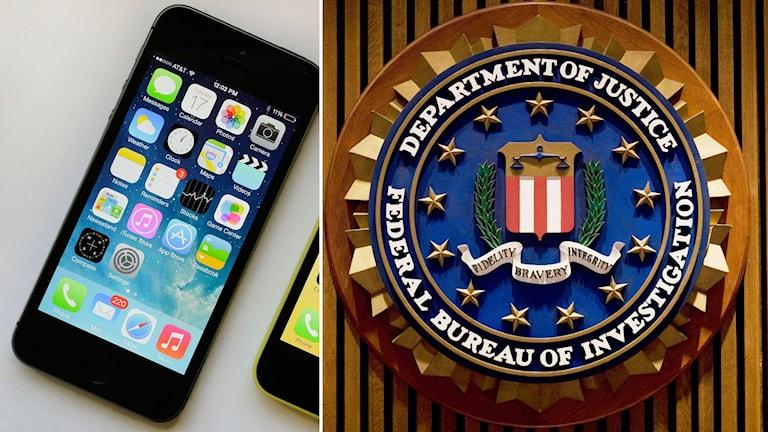 Iphone 5C och FBI