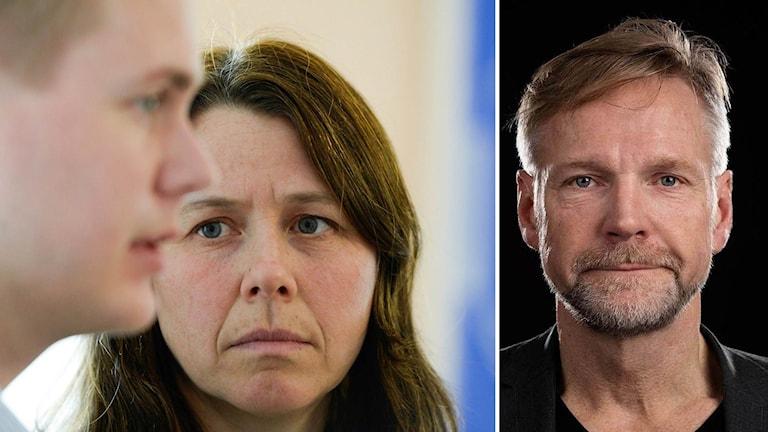 Ramberg om krisen i MP.