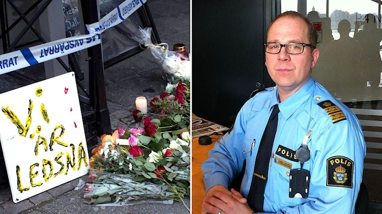 Robert Karlsson, chef för utredningsenheten på polisen i Västra Götaland.