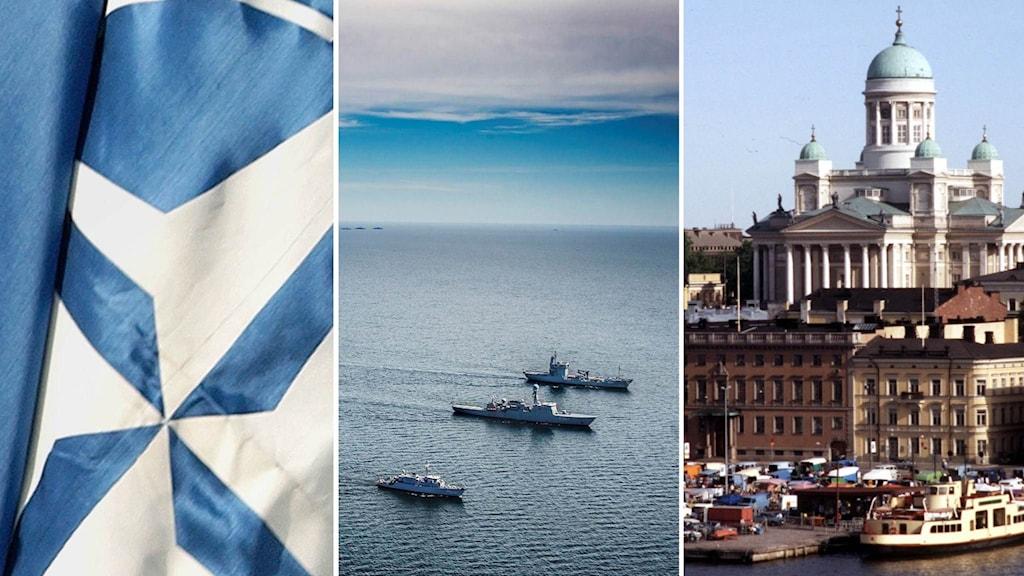 Konsekvenser av finskt medlemskap i Nato utredda.