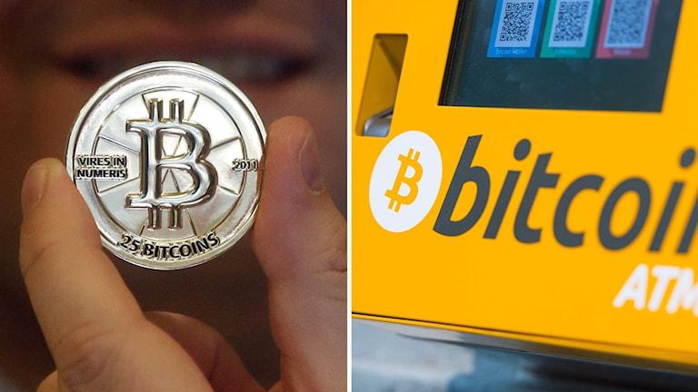 Bitcion uttagsapparat