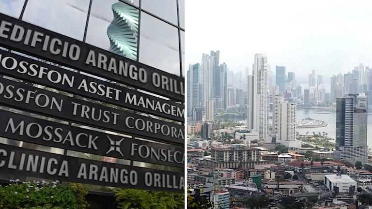 Panamadeokumenten släpps