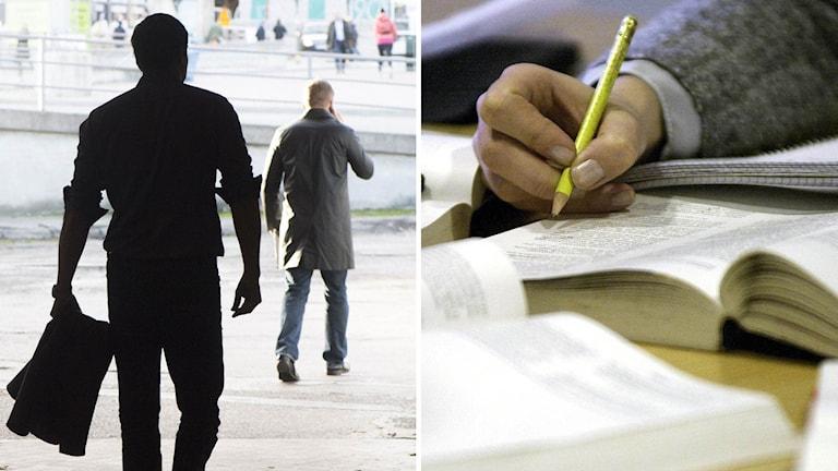 Betalande studenter i Sverige är rättslösa, enligt professor Olle Lundin.