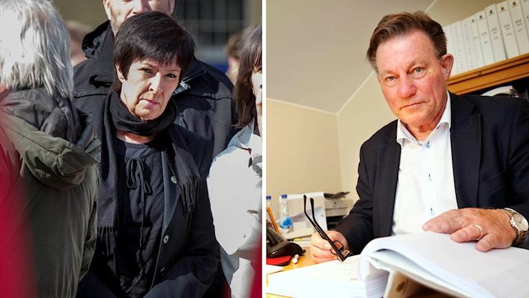 Mona Shalins advokat Claes Borgström tillbakavisar nya anklagelser.
