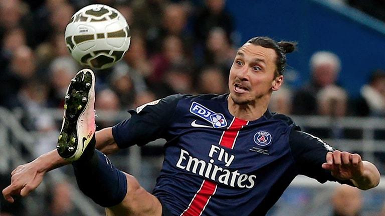 Zlatan Ibrahimović.