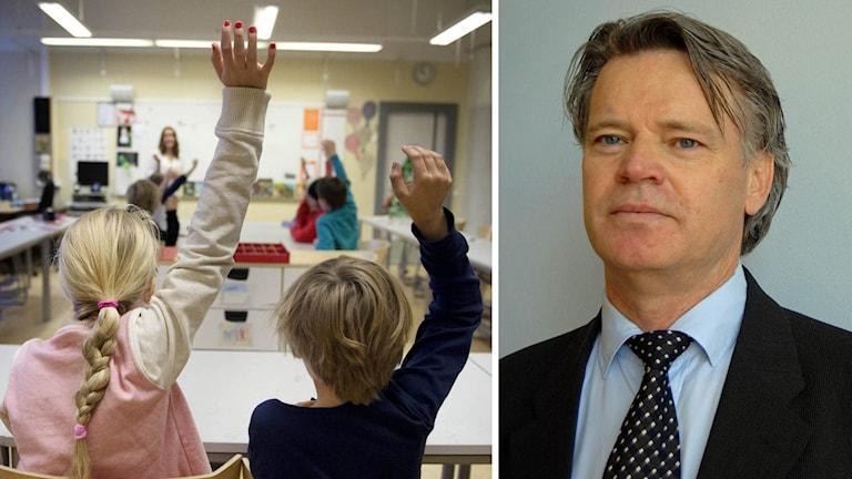 Per-Arne Andersson, chef för avdelningen för utbildning och arbetsmarknad på SKL.