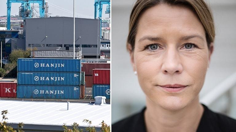 Svensk export Lena Sellgren