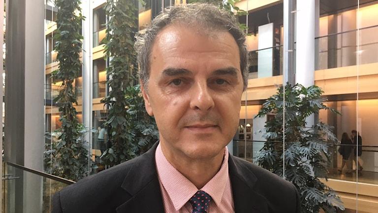 Om partiledningen inte har styrka att ena partiet kommer vi ha problem i nästa val, säger EU-parlamentarikern Jasenko Selimovic
