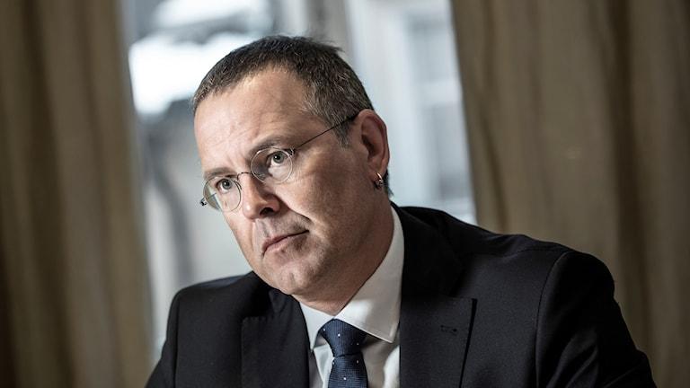 Förre finansministern Anders Borg.