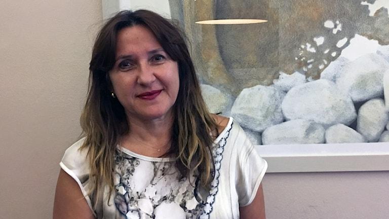 – Jag träffar många patienter som jag inte skulle förvänta mig ha några problem om de inte levde under så extrema förhållanden, säger psykologen Alexandra Palli.