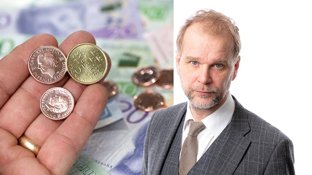 Kristian Åström, Ekots ekonomikommentator.