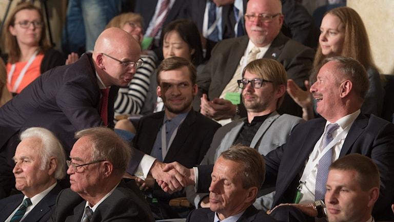 Estlands presidentnominering.