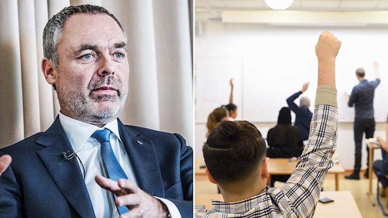 Liberalerna: Vill satsa fyra miljarder på höjda lärarlöner