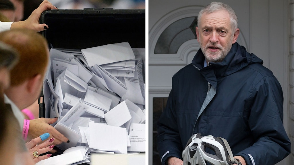Seger och förlust för Jeremy Corbyns Labour