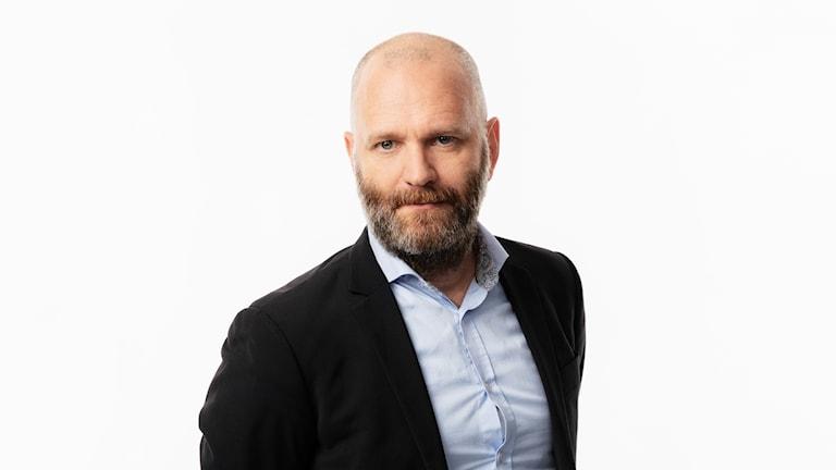 Sveriges Radios korrespondenter 2018  David Rasmusson (Danmark)  Ekot Sveriges Radio