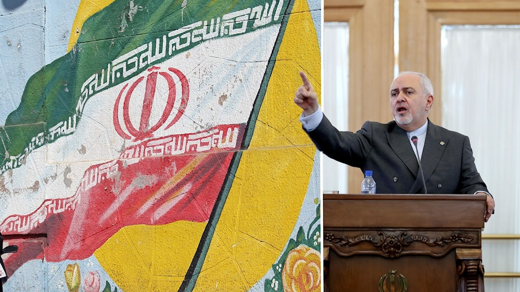 Iran varnas för krig vid attack